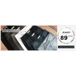 Promod: na jeansy z kolekcji wiosna-lato od 89,95 zł