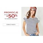 Promod: do 50% zniżki na wybraną odzież dla kobiet