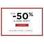 Promod: do 50% rabatu na wybrane produkty