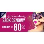 Karnałowy szok cenowy w Ptak Outlet w Rzgowie 22-24 stycznia 2015