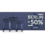 Puccini: 50% zniżki na walizki z kolekcji Berlin