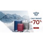 Puccini: zimowa wyprzedaż do 70% rabatu na bagaż