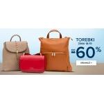 Puccini: wyprzedaż do 60% rabatu na torebki z kolekcji zima 2018/2019