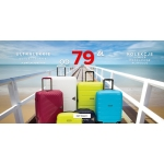 Puccini: ultralekkie walizki i kuferki z polipropylenu od 79 zł