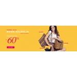 Puccini: 60% rabatu na torebki damskie z nowej kolekcji