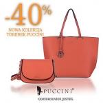 Puccini: 40% promocja na torebki