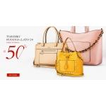 Puccini: do 50% rabatu na torebki z kolekcji wiosna-lato
