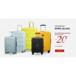 Puccini: dodatkowe 20% zniżki na wszystkie walizki podróżne