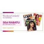 Puccini: Weekend Zniżek 50 zł rabatu dla zamówień od 250 zł