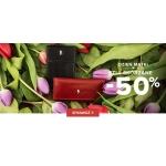 Puccini: 50% zniżki na etui skórzane na Dzień Matki