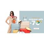 Puccini: do 70% rabatu na walizki, torby i torebki oraz galanterię skórzaną