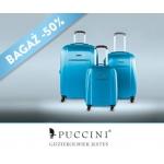 Puccini: do 50% zniżki na bagaż