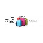 Puccini: do 50% zniżki na walizki