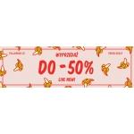 Pull & Bear: wyprzedaż do 50%