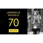 Quiosque: wyprzedaż do 70% zniżki na modę dla kobiet