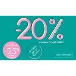 Quiosque: 20% rabatu na nową kolekcję odzieży