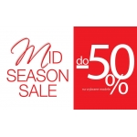 Quiosque: Mid Season Sale do 50%