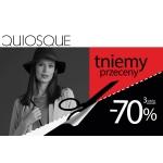 Quiosque: 70% zniżki na trzeciąrzecz