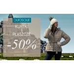 Quiosque: 50% zniżki na kurtki i płaszcze