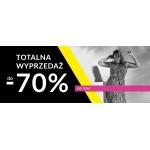 Quiosque: totalna wyprzedaż do 70% rabatu na odzież damską