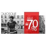 Quiosque: wyprzedażdo 70% zniżki