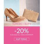 Quiosque: 20% zniżki na torebki i buty damskie