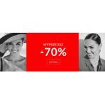 Quiosque: wyprzedaż do 70% zniżki na odzież damską