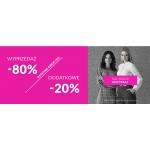 Quiosque: dodatkowe 20% zniżki do wyprzedaży odzieży damskiej