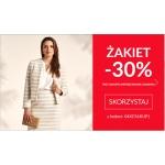 Quiosque: 30% rabatu na żakiet przy zakupie nieprzecenionej sukienki