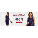Quiosque: wyprzedaż do 86% zniżki na odzież damską