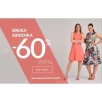 Quiosque: 60% zniżki na drugą sukienkę