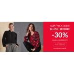 Quiosque: 30% rabatu na bluzki i spodnie damskie