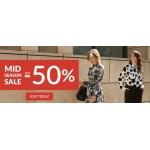 Quiosque: wyprzedaż do 50% zniżki na odzież damską