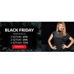 Quiosque: Black Friday do 25% zniżki na odzież damską z nowej kolekcji