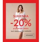 Quiosque: 20% rabatu na sukienki przy zakupie żakietu