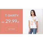 Quiosque: t-shirty damskie od 29,99 zł