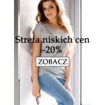 Rafjolka: 20% zniżki na wybraną odzież oraz bieliznę damską, męską i dziecięcą