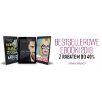 Ravelo: do 40% zniżki na bestsellery ebooków 2018