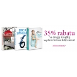 Ravelo: 35% rabatu na drugą książkę wydawnictwa Edipresse