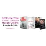 Ravelo: do 35% rabatu na bestsellerowe nowości i zapowiedzi Harper Collins