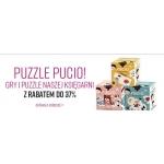 Ravelo: 37% zniżki na gry i puzzle Pucio