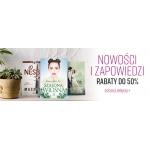 Ravelo: do 50% zniżki na nowości i zapowiedzi książek