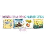 Ravelo: do 43% zniżki na gry Wydawnictwa Nasza Księgarnia