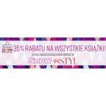 Ravelo: Stylowe Zakupy 35% rabatu na wszystkie książki