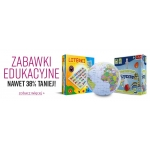 Ravelo: do 38% rabatu na zabawki, gry i puzzle edukacyjne