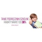 Ravelo: do 36% zniżki na podręczniki szkolne