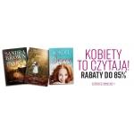 Ravelo: do 85% rabatu na powieści, romanse, kryminały oraz poradniki