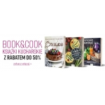 Ravelo: do 50% rabatu na książki kucharskie