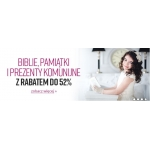 Ravelo: do 52% rabatu na Biblie, pamiątki i prezenty komunijne