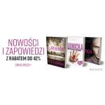 Ravelo: do 42% zniżki na nowości i zapowiedzi książkowe